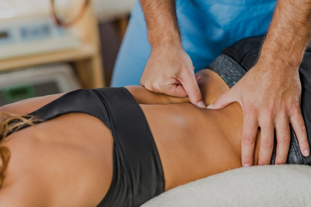 bodyfix lower back massage